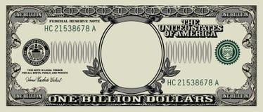 доллар пустой иллюстрация вектора