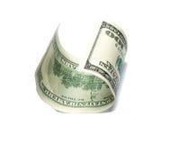 доллар 100 счета Стоковые Фото