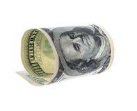доллар 100 счета Стоковое Изображение