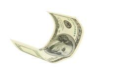 доллар 100 счета Стоковая Фотография