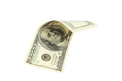 доллар 100 счета Стоковое фото RF