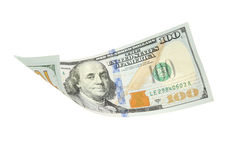 доллар 100 Стоковое фото RF