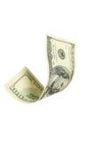доллар 100 Стоковые Фотографии RF