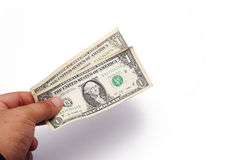 доллар 2 Стоковые Изображения RF