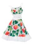 одевая платье Стоковое Фото