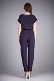 Одежда носки женщины красоты сексуальная стильная вскользь для встречать хлопок блузки прогулки silk задыхается fashi формы тела  Стоковое Изображение