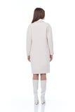 Одежда стиля дела носки женщины для col встречи офиса вскользь стоковые фотографии rf