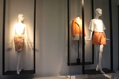 Одежда для женщин Стоковое Изображение RF