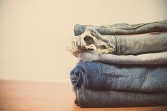 Одежда для людей - год сбора винограда тона Стоковая Фотография RF