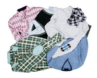 одежда стоковые фотографии rf