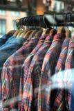 Одежда ` s людей Стоковые Изображения RF