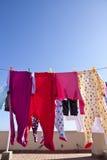 Одежды засыхания Стоковое Изображение RF
