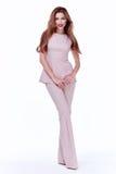 Одежды каталога стиля моды очарования вскользь для meetin дела Стоковая Фотография RF