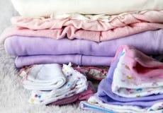Одежды младенца Стоковые Изображения RF