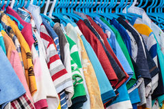 Одежды ребенк Стоковое Фото