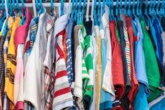 Одежды ребенк Стоковые Изображения RF