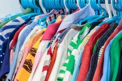Одежды ребенк Стоковая Фотография