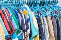 Одежды ребенк Стоковые Фото