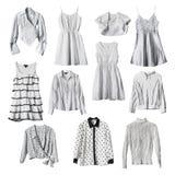одежды Стоковые Изображения RF