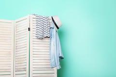 одежды Стоковое Фото
