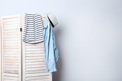 одежды Стоковые Фотографии RF