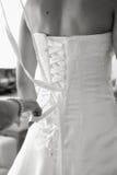 Оденьте невесту Стоковая Фотография RF