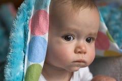 одеяло младенца Стоковые Изображения RF