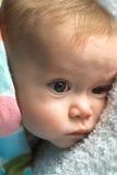 одеяло младенца Стоковые Изображения