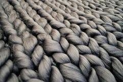 Одеяло шерстей Стоковые Фотографии RF
