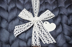 Одеяло шерстей Стоковое Изображение