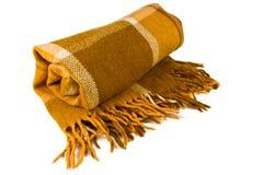 Одеяло шотландки Стоковая Фотография RF