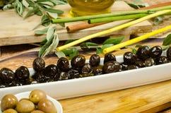 оливка Стоковые Изображения RF