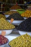 оливки Стоковая Фотография