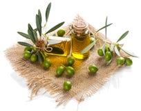 Оливковое масло для КУРОРТА Стоковое Фото