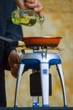Оливковое масло Стоковые Фотографии RF
