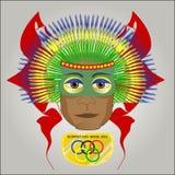 Олимпиады 2016 Стоковое Фото