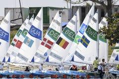 Олимпийские Игры Рио 2016 стоковые изображения rf