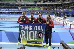 Олимпийские Игры Рио 2016 стоковое изображение