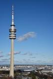 Олимпийский парк Мюнхен Стоковые Изображения