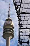 Олимпийский парк Мюнхен Стоковые Изображения RF