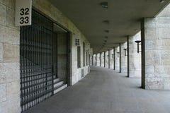 Олимпия Stadion Берлин Стоковое Изображение