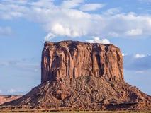 долина песчаника памятника образования гигантская стоковая фотография