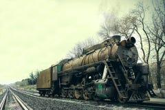 долина поезда пара Англии железнодорожная severn стоковое фото rf
