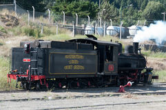 долина поезда пара Англии железнодорожная severn Стоковые Фотографии RF