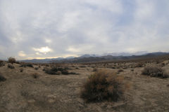 долина смерти Стоковое Изображение