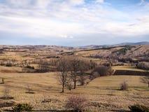 долина Стоковое Изображение