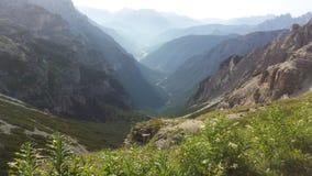 долина Стоковые Фото