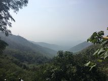 долина Стоковое Фото