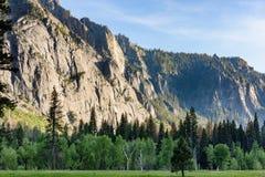 долина yosemite Стоковые Фотографии RF