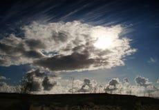 одинокая дорога Стоковые Фотографии RF